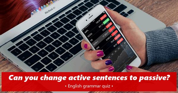 English quizzes | EnglishRadar