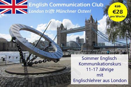 EnglishAkademie Summer 2017