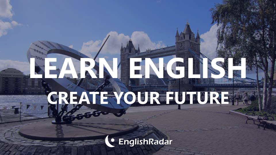 learn English with EnglishRadar